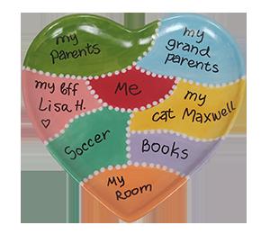 Littleton Map Of My Heart