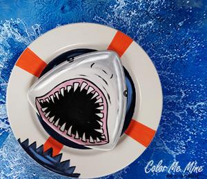 Littleton Shark Attack!