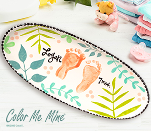 Littleton Tropical Baby Tray