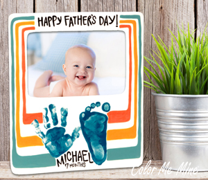 Littleton Father's Day Frame