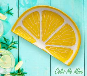 Littleton Lemon Wedge