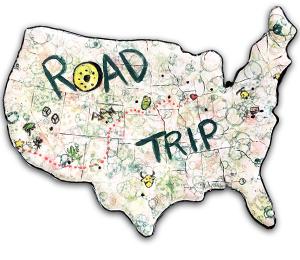 Littleton Family Road Trip!